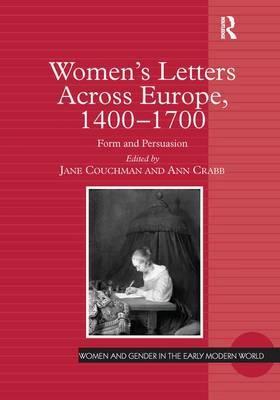 Women's Letters Across Europe, 1400–1700