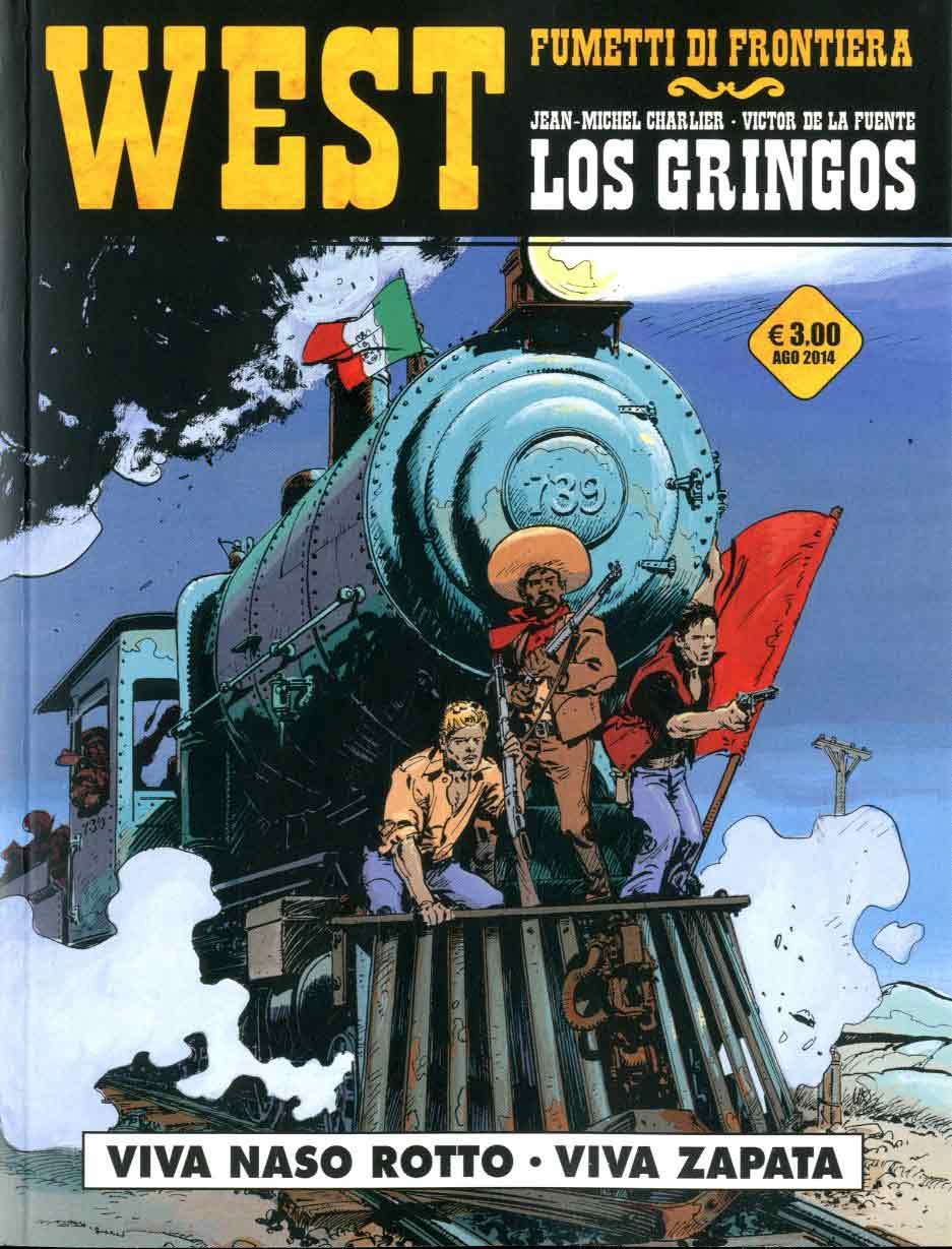 WEST - Fumetti di frontiera n. 14
