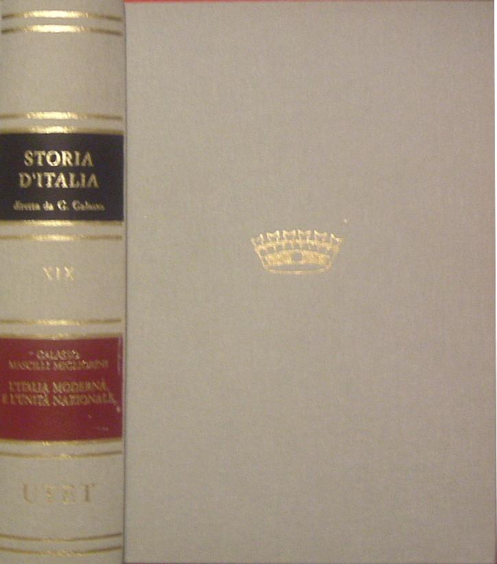Storia d'Italia - Volume XIX