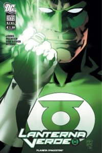 Lanterna Verde speci...