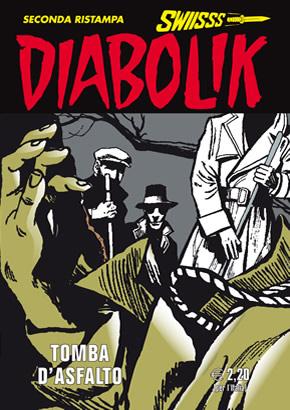 Diabolik Swiisss n. 245