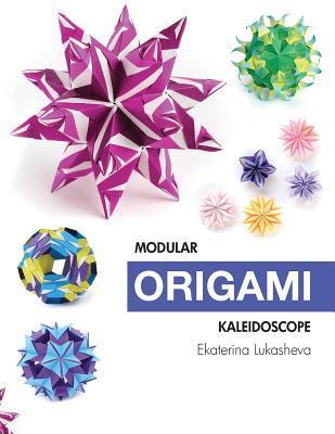 Modular Origami Kaleidoscope