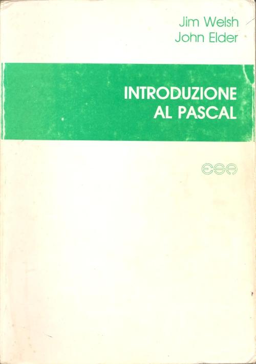 Introduzione al Pascal