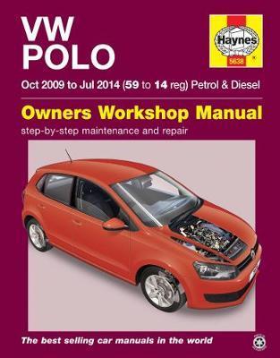 VW Polo (09 - 14) Haynes Repair Manual