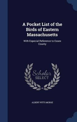 A Pocket List of the Birds of Eastern Massachusetts