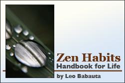 Zen Habits Handbook ...