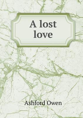 A Lost Love