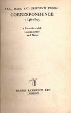 Correspondence, 1846-1895