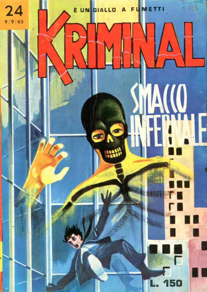Kriminal n. 24