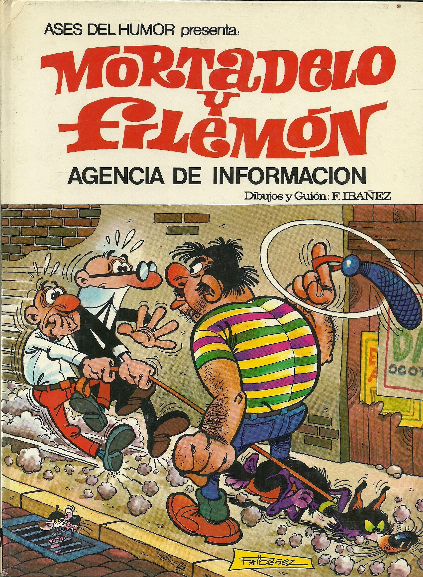 Agencia de información