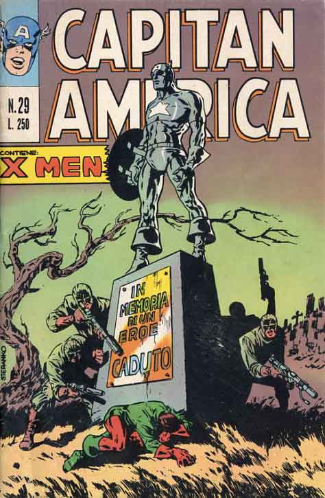 Capitan America n. 2...