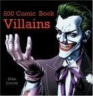 500 Comic Book Villa...