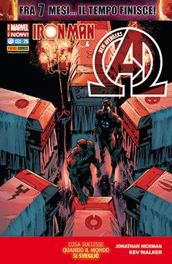 Iron Man & New Avengers n. 25