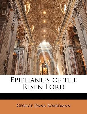 Epiphanies of the Risen Lord