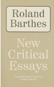 New Critical Essays