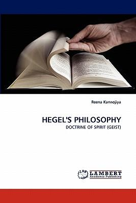 HEGEL'S PHILOSOPHY