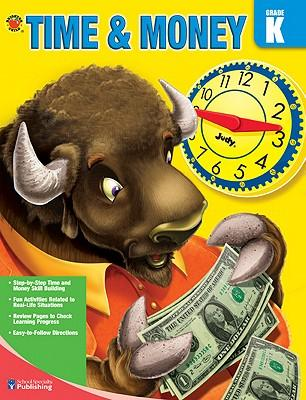 Brighter Child Book of Time and Money, Grade K