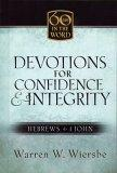 Devotions for Confidence & Integrity