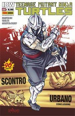Teenage Mutant Ninja Turtles n. 22