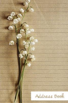Flower Address Book
