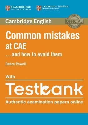 Common mistakes at CAE... and how to avoid them. Per le Scuole superiori. Con e-book. Con espansione online