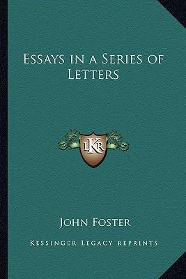 Essays in a Series o...