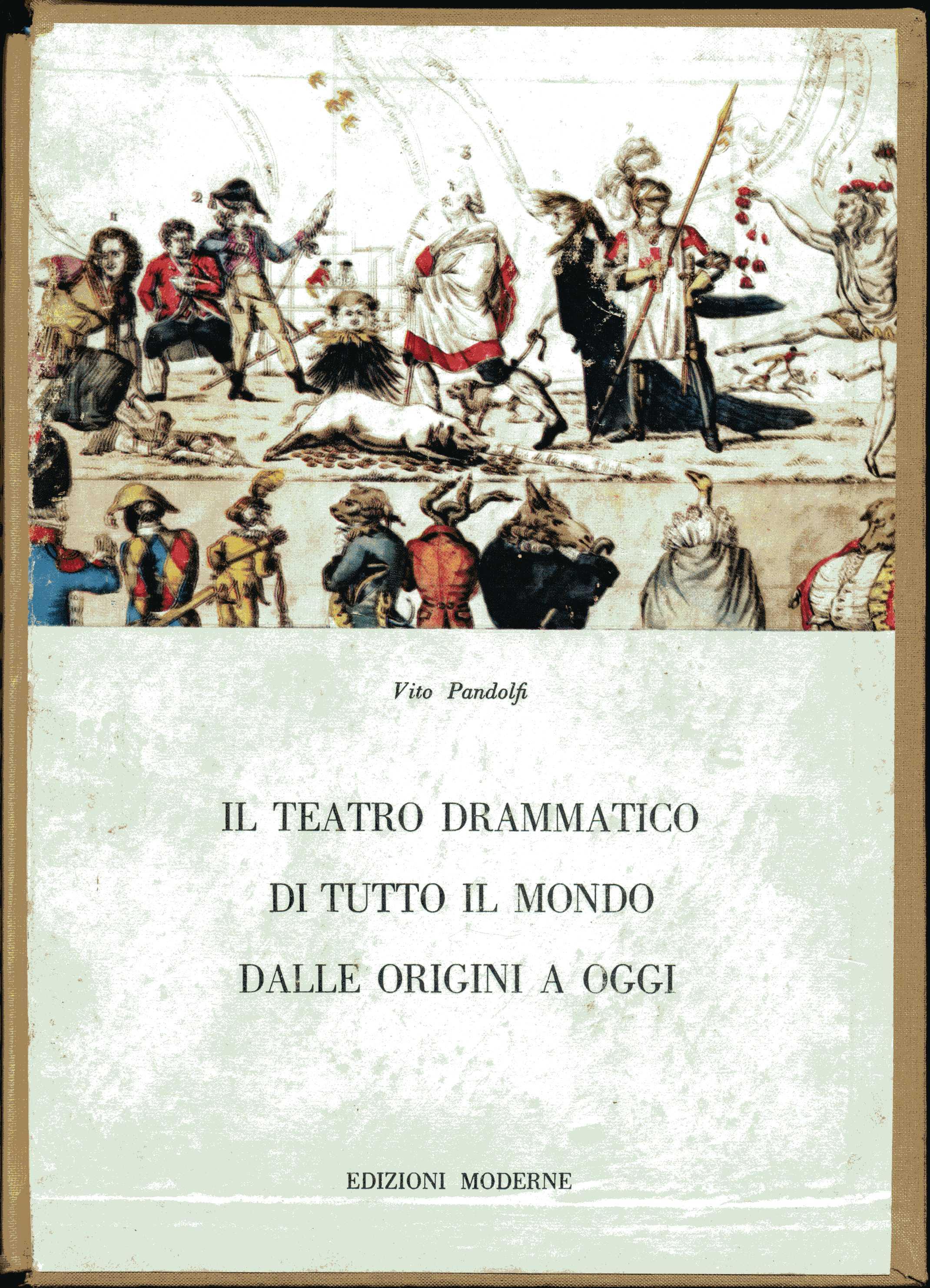 Il teatro drammatico (2 voll.)