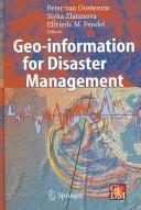 Geo-information for disaster management
