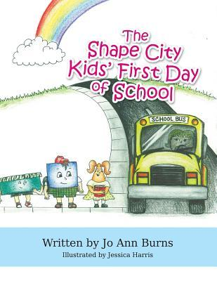 The Shape City Kids' First Day of School