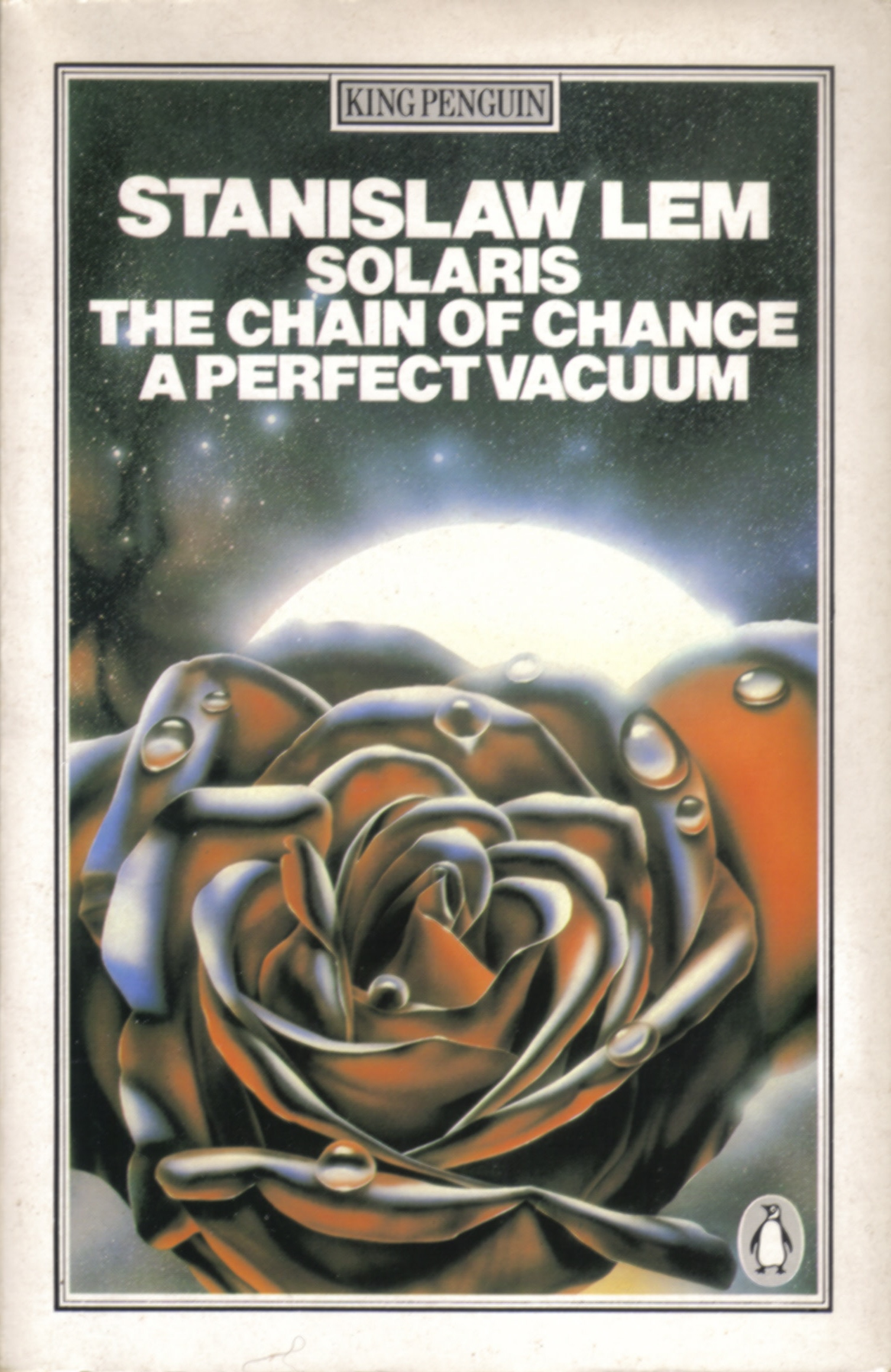 Solaris - The Chain of Chance - A Perfect Vacuum