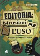 Editoria: istruzioni per l'uso