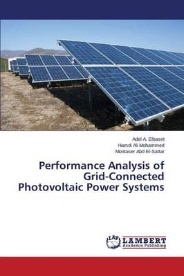 Performance Analysis of Grid-Connected Photovoltaic Power Systems