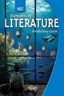 Elements of Literature, Grade 10 Holt English Language Development, Esl/Esol