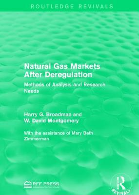 Natural Gas Markets After Deregulation