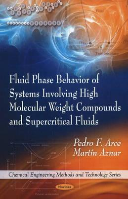 Fluid Phase Behavior of Systems Involving High Molecular Weight Compounds and Supercritical Fluids
