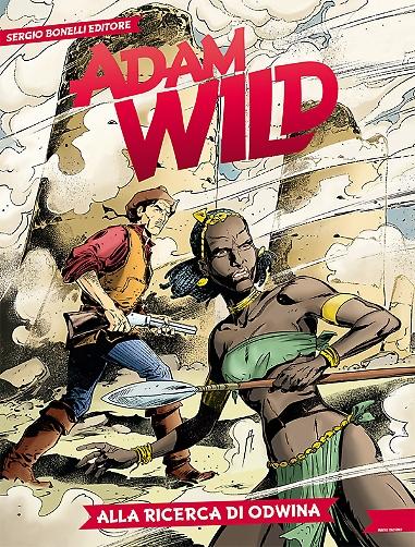 Adam Wild n. 20