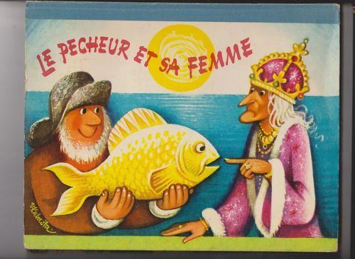 Le pêcheur et sa femme