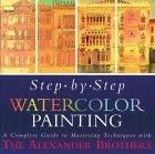 Step-By-Step Watercolor Painting