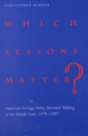 Which Lessons Matter?