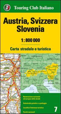 Austria, Svizzera, S...