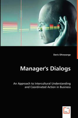 Manager's Dialogs