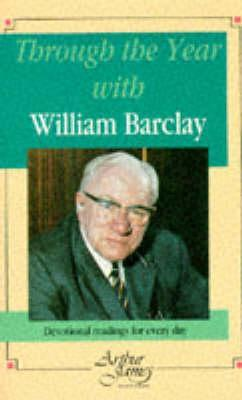Through the Year with William Barclay