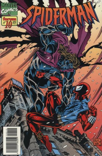 Spiderman Vol.2 #10 ...