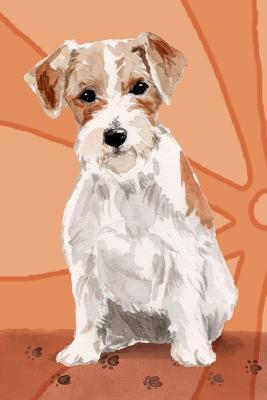 Journal Notebook For Dog Lovers, Jack Russell Terrier Sitting Pretty 7