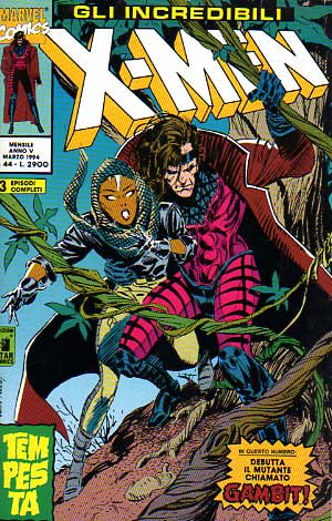 Gli Incredibili X-Men n. 044