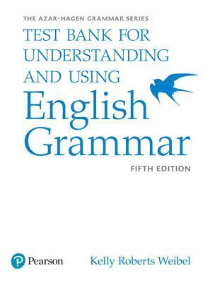 Understanding and Using English Grammar Text Bank