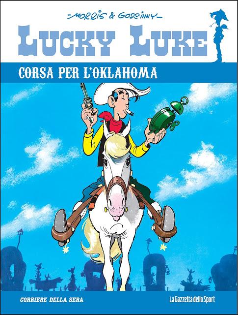 Lucky Luke Gold Edition n. 37