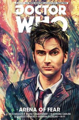 Doctor Who the Tenth Doctor 5