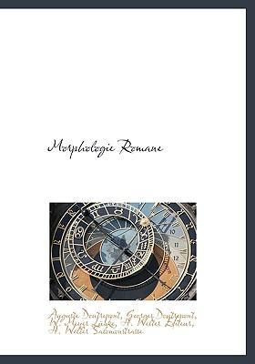 Morphologie Romane