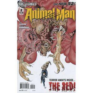 Animal Man Vol.2 #2